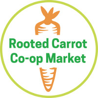 Rooted Carrot Co-op Logo